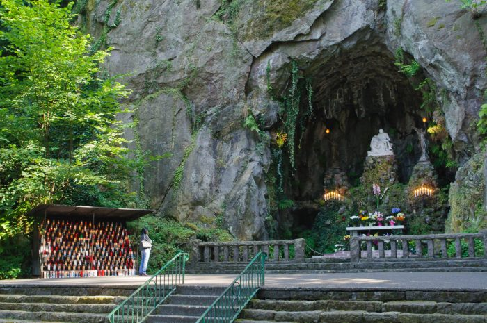 2. The Grotto
