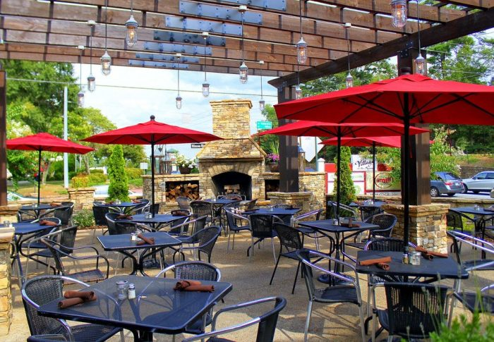 Outdoor Dining Restaurants In Georgia
