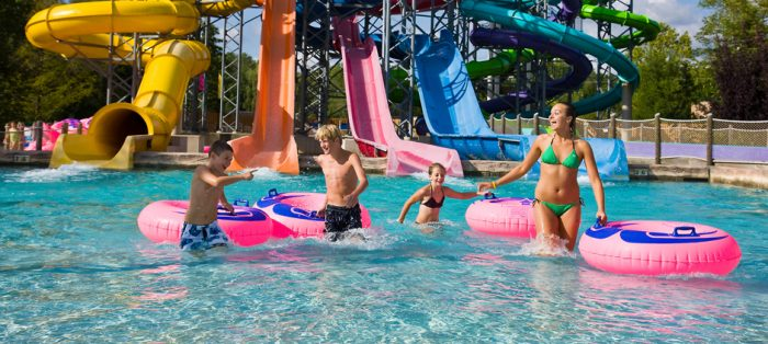 11. ...or Wildwater Kingdom.