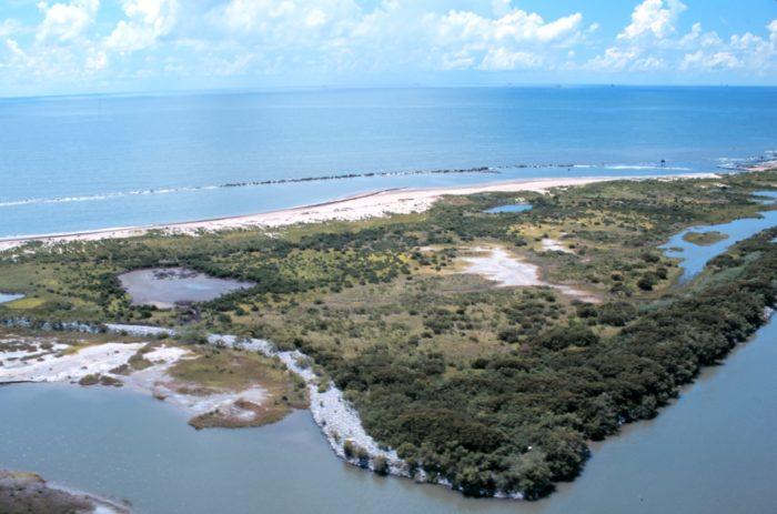 6. Timbalier Island