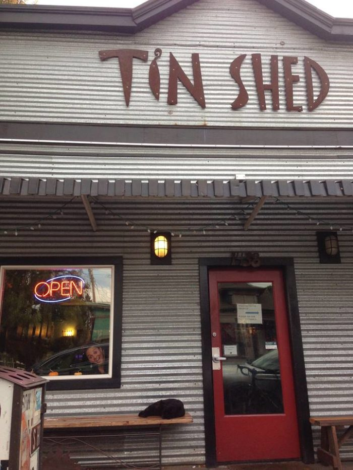 6. Tin Shed Garden Cafe - North Portland