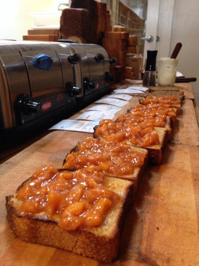 8. Toast