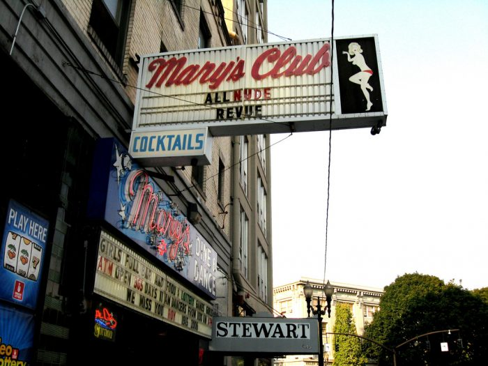 6. Portland has more strip clubs per capita than any other city.