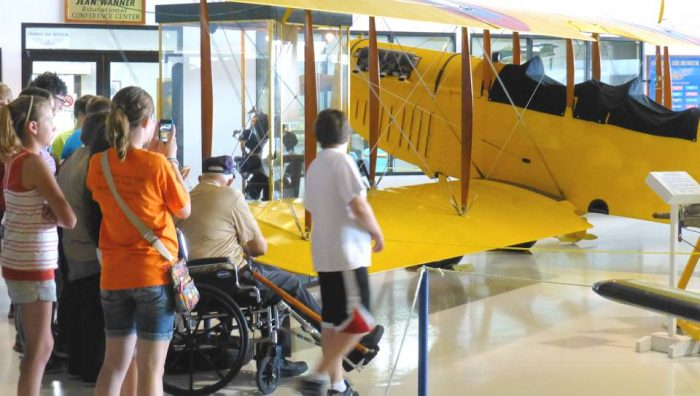 4. Combat Air Museum (Topeka)