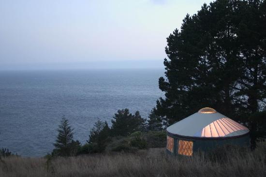 5. Treebones Resort, Big Sur