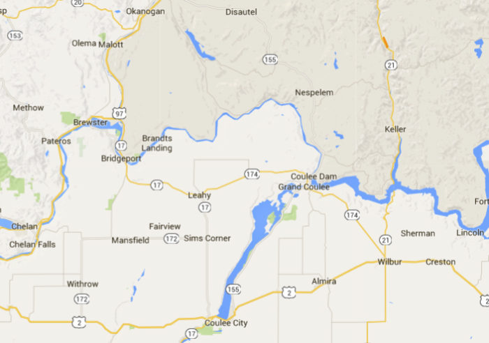5. Coulee Corridor National Scenic Byway