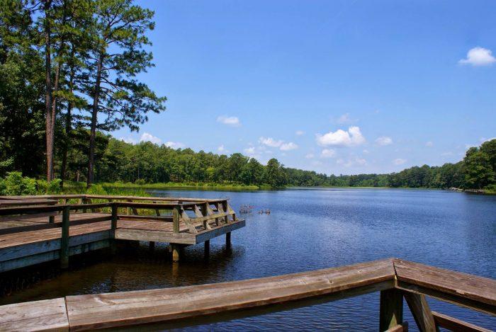 9. Valentine Lake Northshore Campground