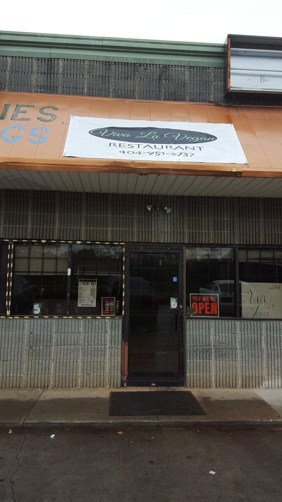 10. Viva La Vegan—1265 Lee St SW, Atlanta, GA 30310