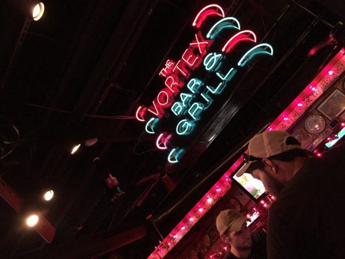 3. The Vortex Bar and Grill— 878 Peachtree St NE, Atlanta, GA 30309