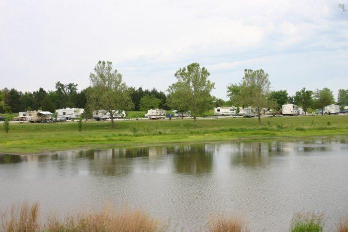 12. Wagon Train Lake, Hickman