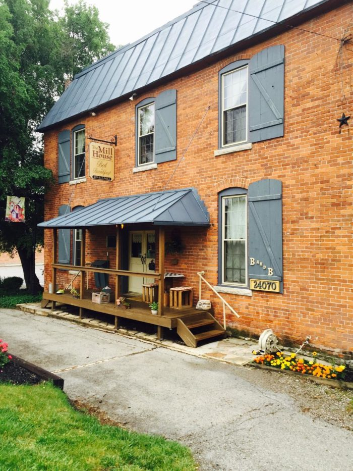 7. Mill House Bed and Breakfast (Grand Rapids)
