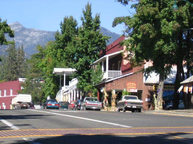 Small towns in northern calfornia where life is still simple for Small towns in northern california