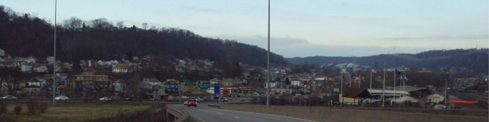 5. The city of Weirton is the only town in the United States that extends to one state border to another.
