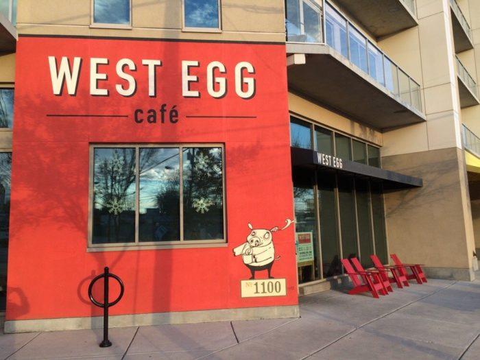 14. West Egg Cafe—1100 Howell Mill Rd NW, Atlanta, GA 30318