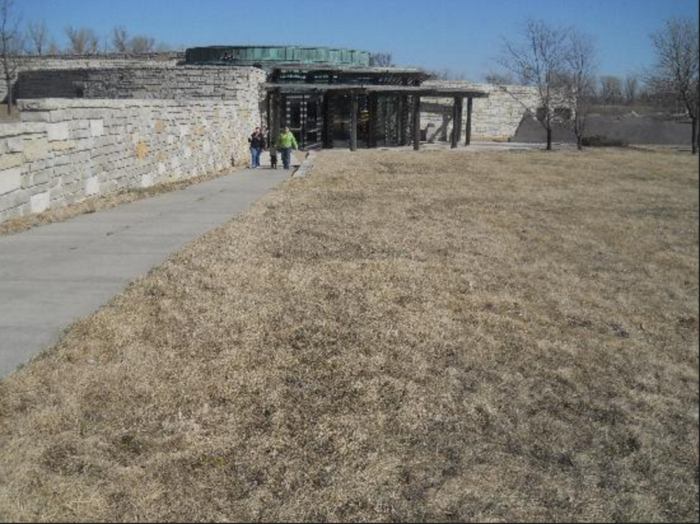 11. Western Historic Trails Center Link, Council Bluffs