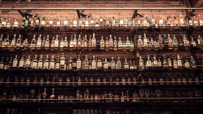 1. Multnomah Whiskey Library