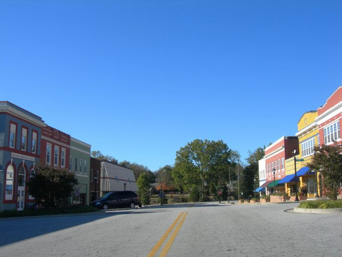 9. Whitmire (in Newberry County)