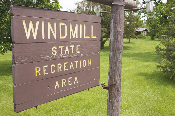 8. Windmill State Recreation Area, Gibbon