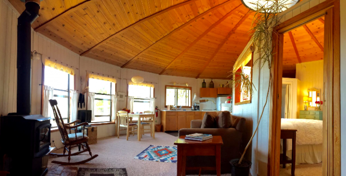 7. Windsong Cottage, Point Reyes