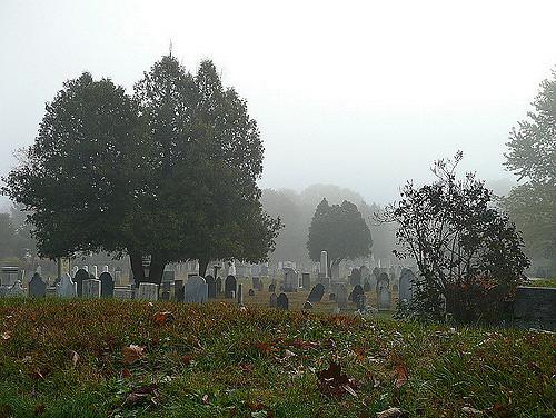 7. Woodland Cemetery, Keene