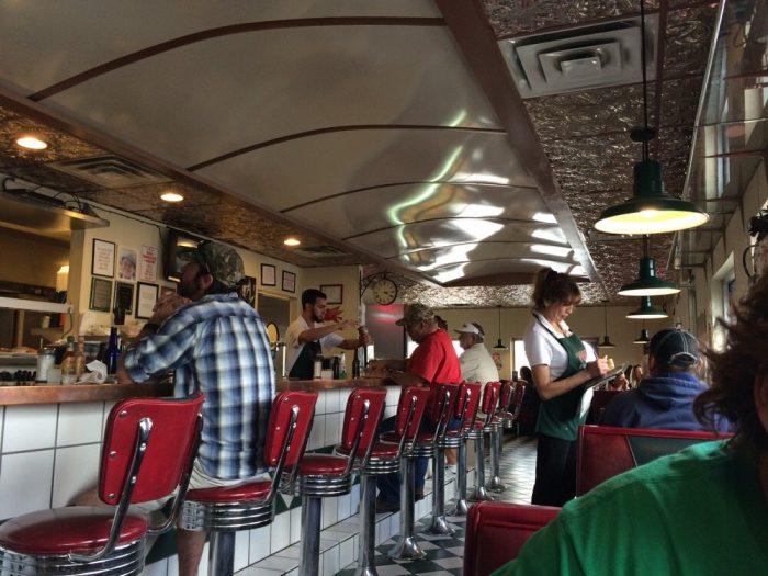 1. WOW Diner, 1300 Motel Drive, Milan