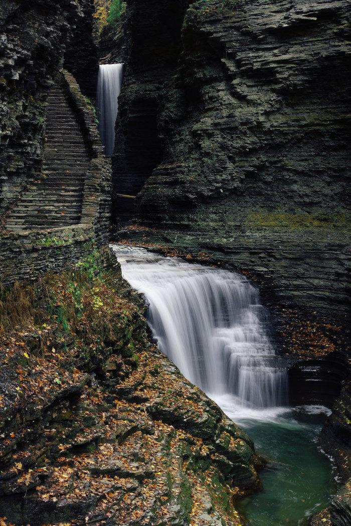 New York:  Watkins Glen State Park, Watkins Glen