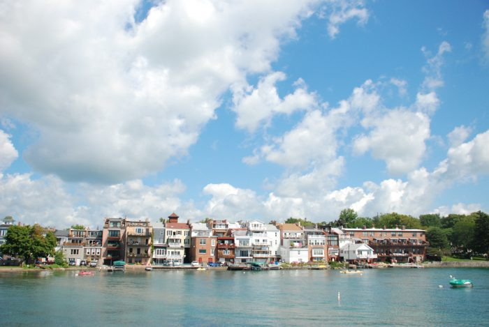 12. Our charming towns along the water are nothing short of warm and inviting.
