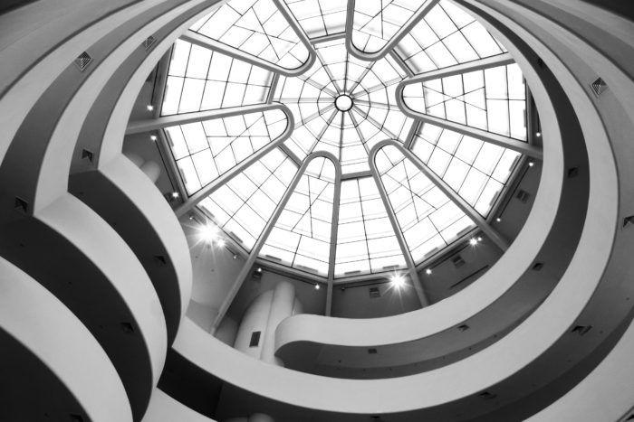 2. Solomon R. Guggenheim Museum, New York City