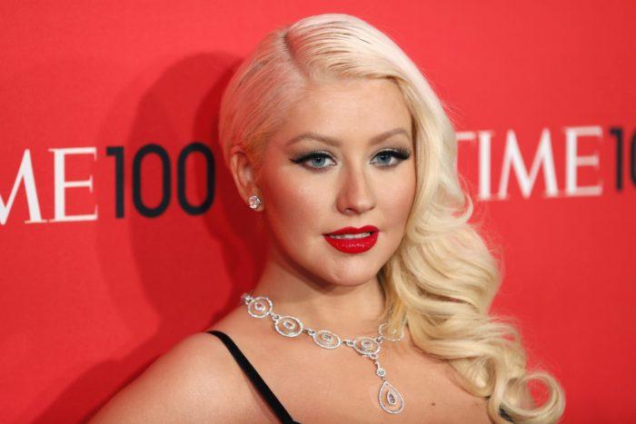 3. Christina Aguilera