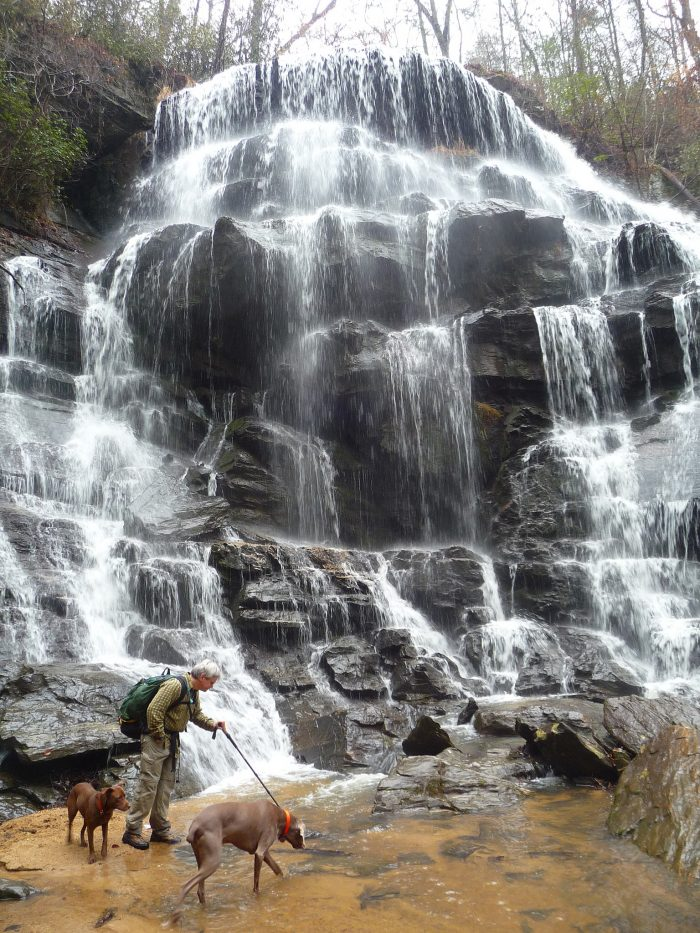 3. Yellow Branch Falls in Oconee State Park - Walhalla, SC