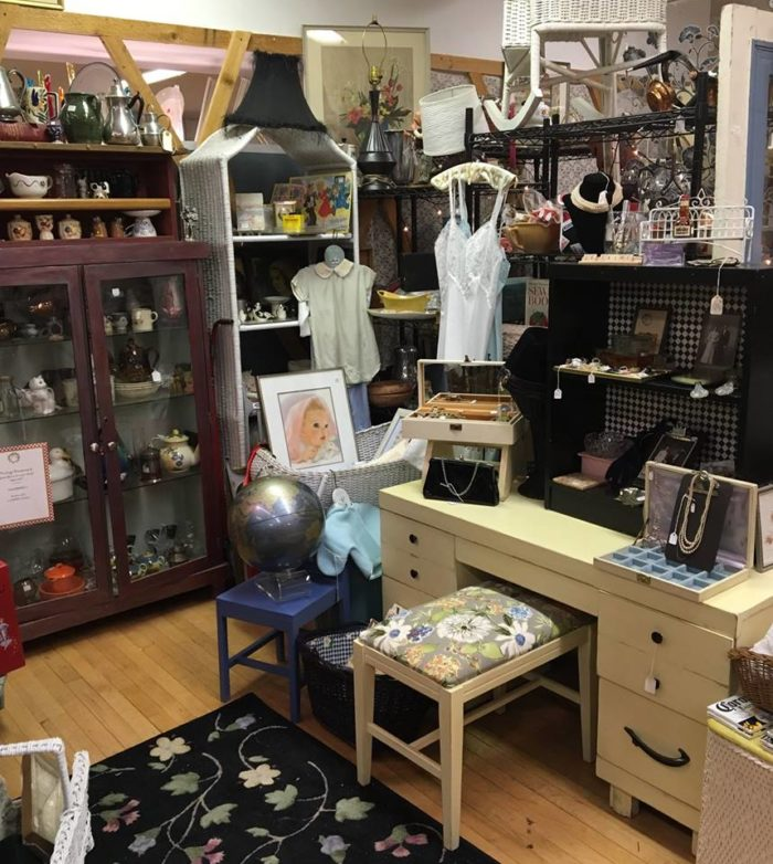 2. YesterYears Antique Mall, Billings