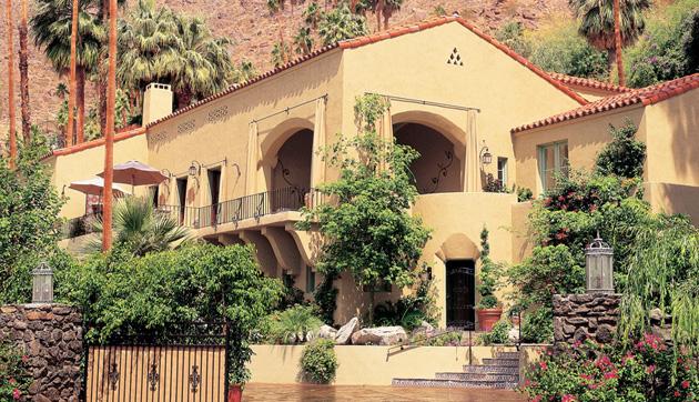 8. The Willows Historic Palm Springs Inn