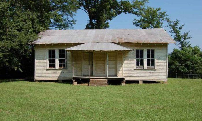 1. Poplar Hill School, Jefferson County