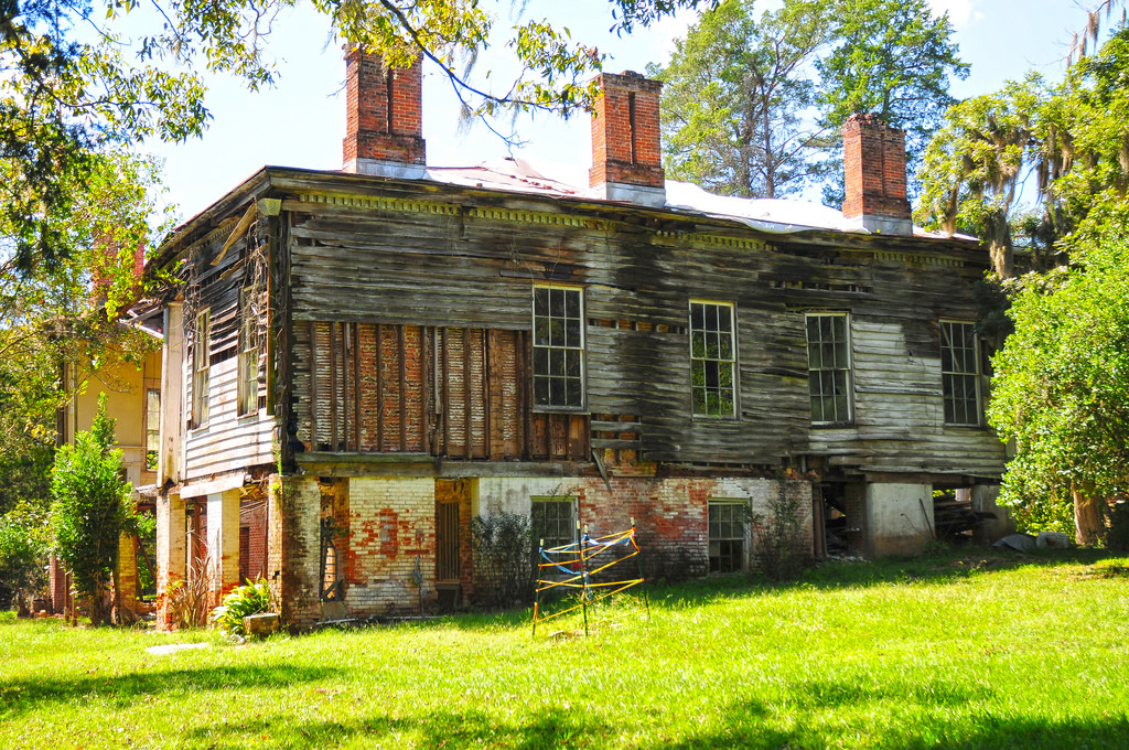The Prospect Hill Plantation In Mississippi