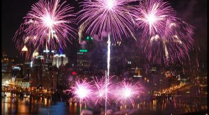 These 50 Fireworks Displays In Pittsburgh Will Drop Your Jaw