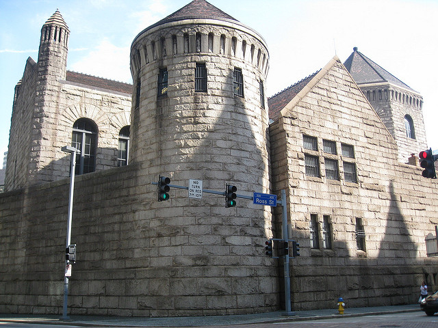 1. Old Allegheny County Jail
