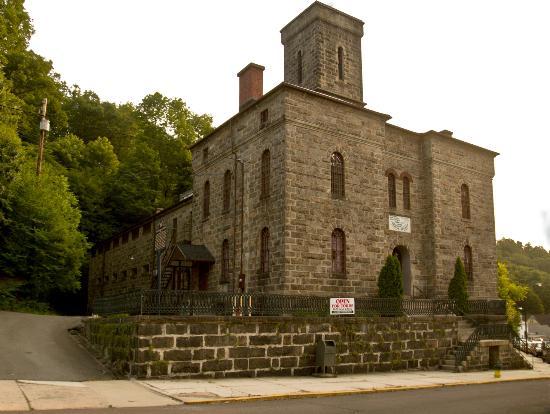 1. Old Jail Museum, Jim Thorpe