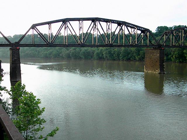 1. The Monongahela River
