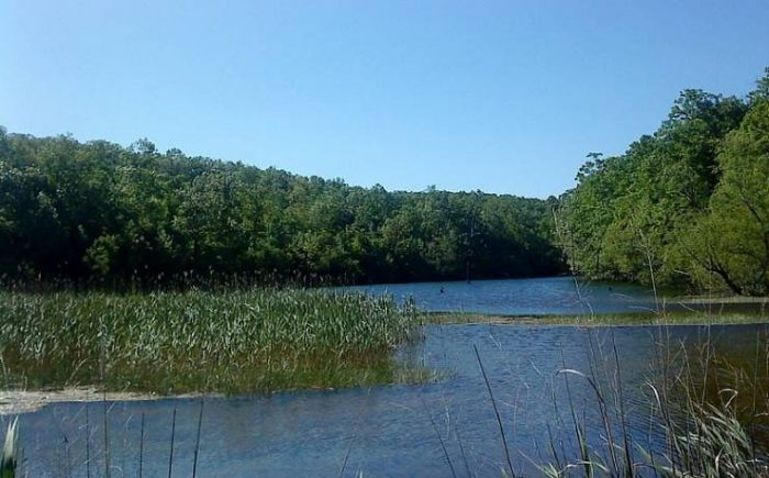 1. St. Joe State Park – Park Hills, Mo.