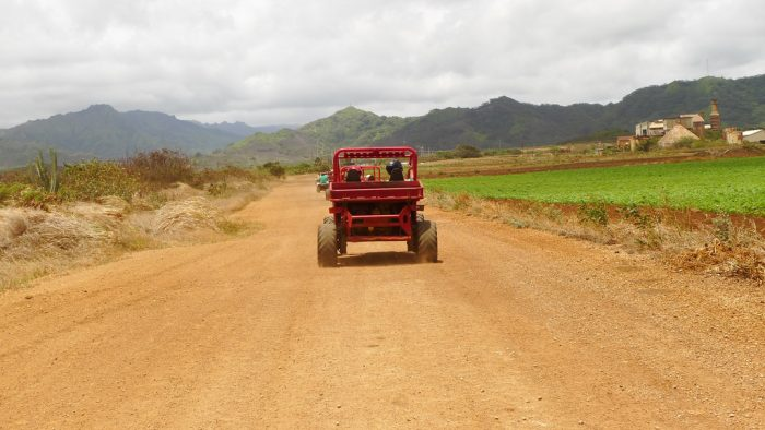 1. Experience Hawaii's natural beauty with an ATV tour.