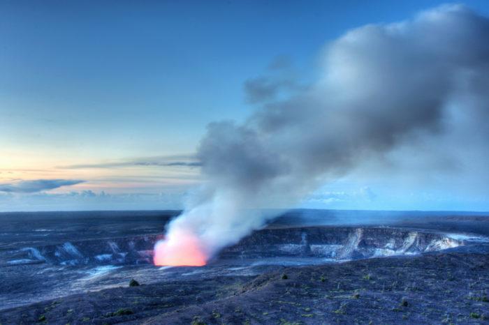 1. Hawaii Volcanoes National Park