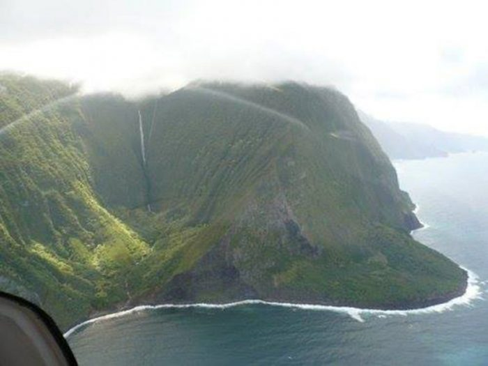 1. Oloupena Falls