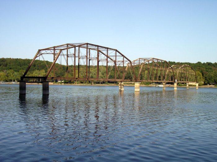 1. The Unfinished Bridge.