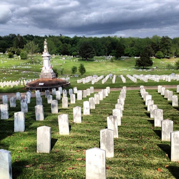 1. Cedar Hill Cemetery, Vicksburg