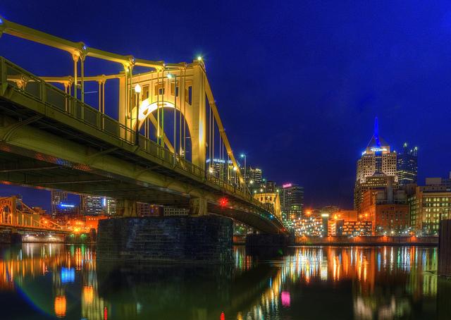 10. Roberto Clemente Bridge