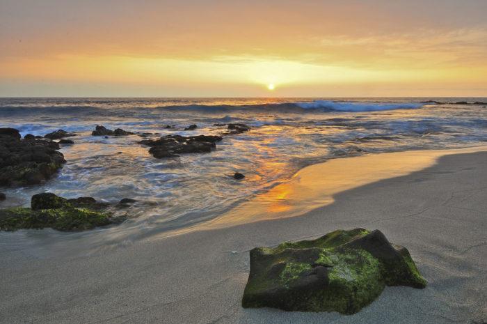 10. Best Sunset Viewing: Honl's Beach