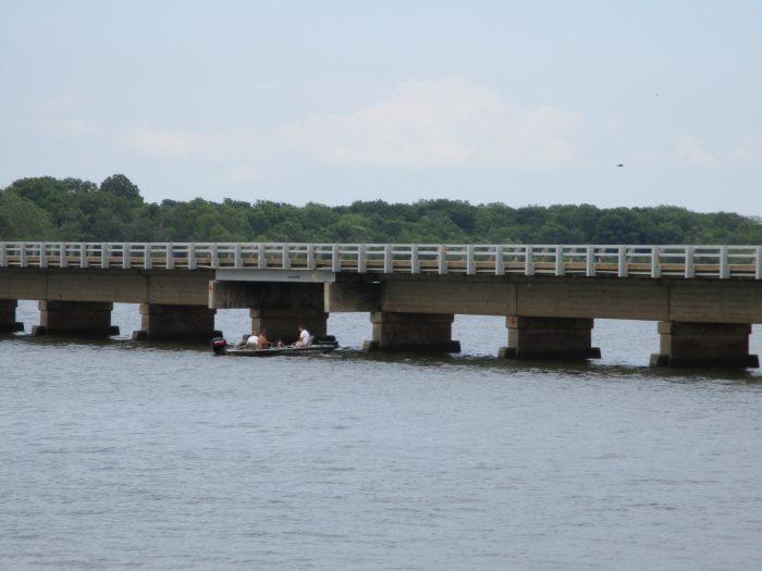 10. The Bernice Bridge.