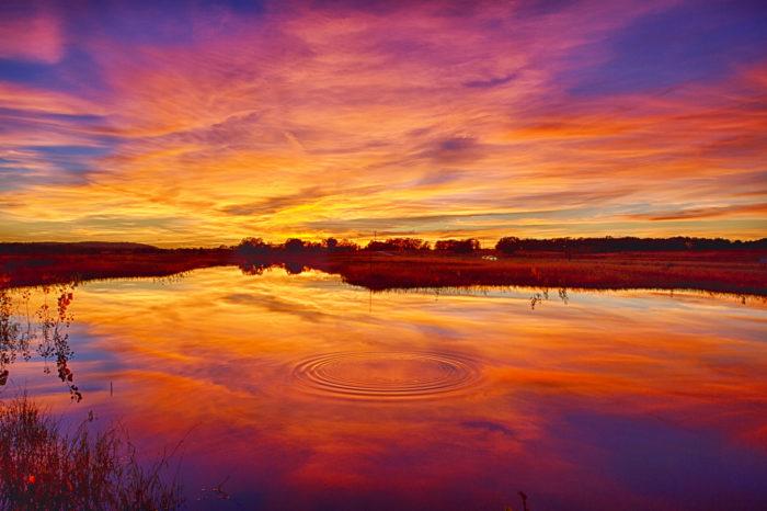 1. Kansas Sunsets