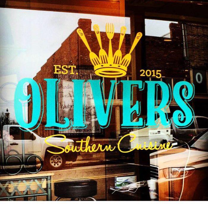 11.Olivers Southern Cuisine (Van Buren)