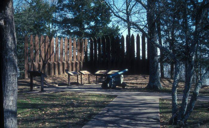 5. Arkansas Post National Memorial (Arkansas Post)